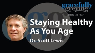 WATCH; Staying Healthy As You Age