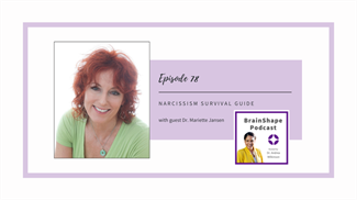 LISTEN: Narcissism Survival Guide