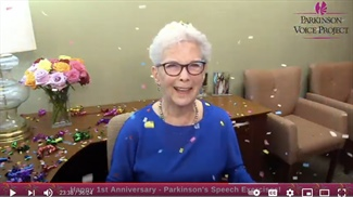 WATCH: Parkinson Voice Advocates