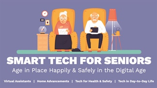 Smart Tech for Seniors