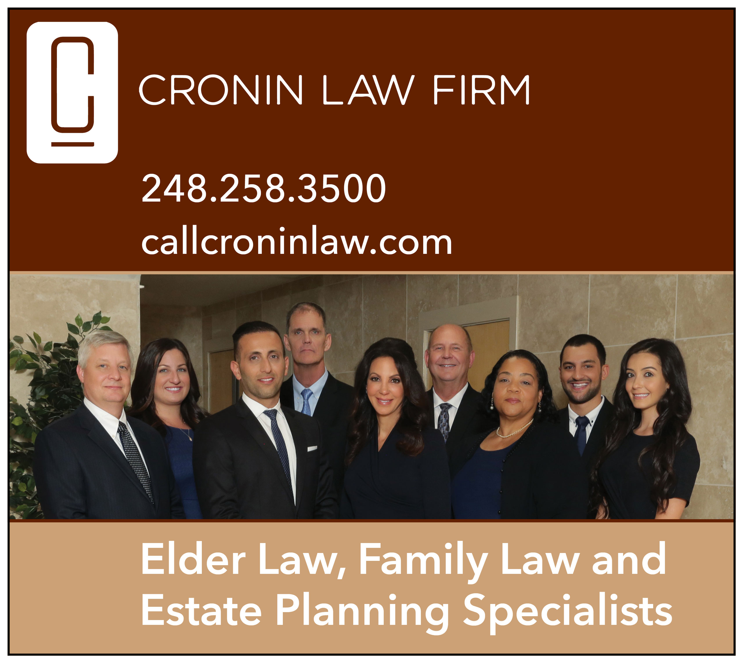 Cronin Law