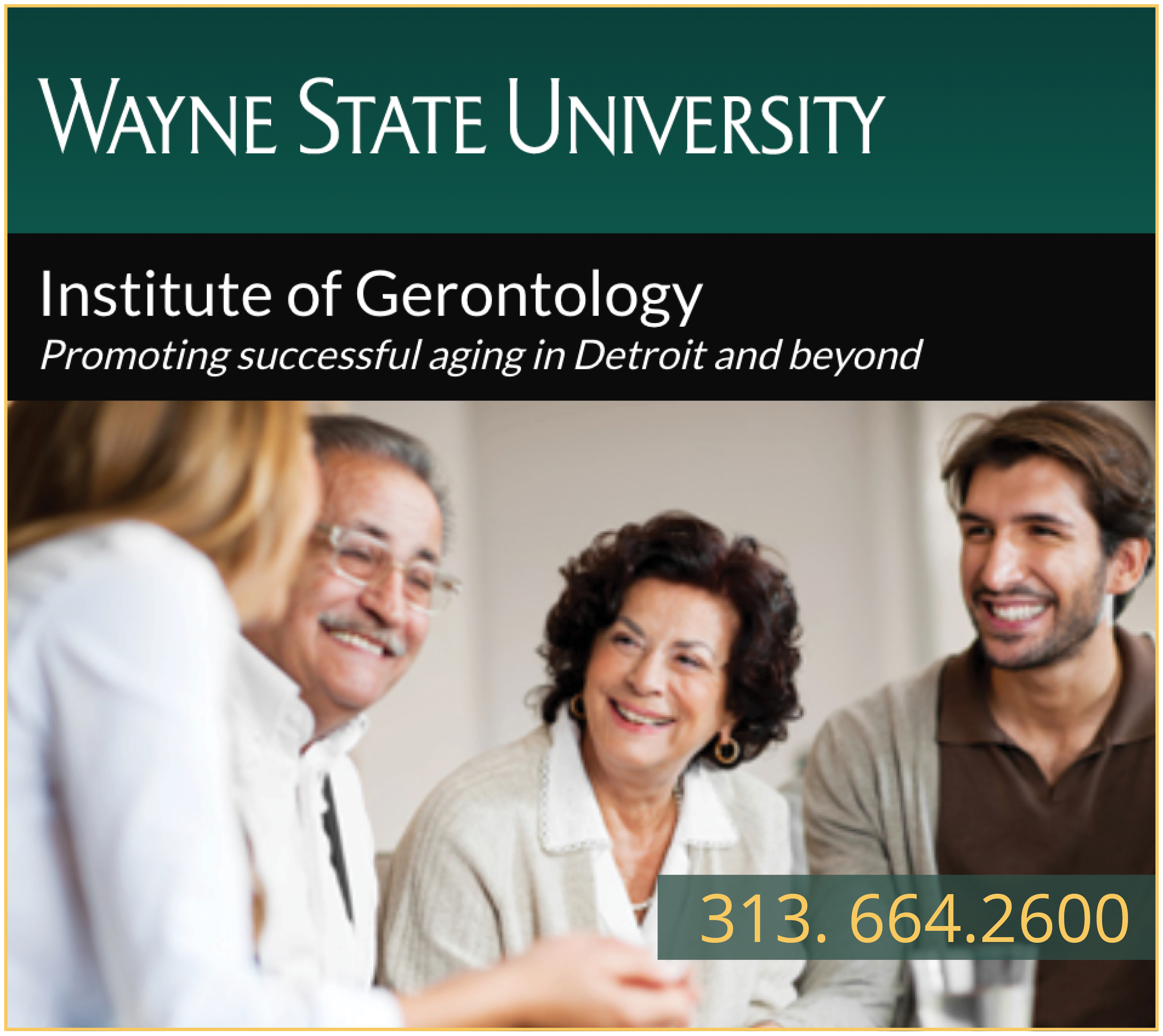 Wayne State University Institute of Gerontology